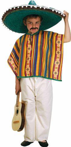 Disfraz #Mejicano