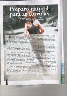 Revista Tutti  com a Materia sobre corrida do Prof. Rogerio cardoso da FIT LABORE!