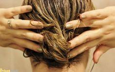 Маска для сумасшедшего роста волос. Не говори потом, что тебя не предупредили!