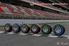 [Vídeo] Los nuevos Pirelli P Zero de F1 y sus características