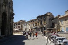 Arles, France by courthouselover, via Flickr