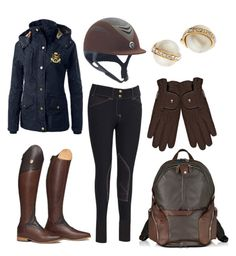 """Mountain horse: ROOTD"" by eqlmag on Polyvore featuring Piquadro, Roeckl, Kate Spade, women's clothing, women, female, woman, misses and juniors"