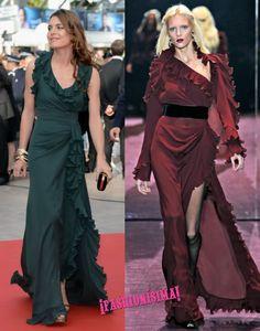 Todas de Gucci en la alfombra roja de Cannes