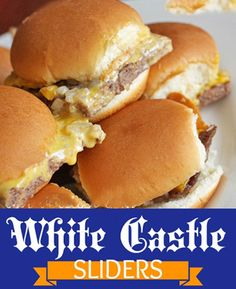 After watching the hilarious film Harold & Kumar Go To Whitecastle, we decided to try to recreate our own homemade version of the infamous sliders! Let's just say, I'm very happy with how they came out!! Spot on You'll Need: 1 1/2 pounds hamburger 1 package Lipton onion soup mix 1 tablespoon peanut butter (yes, …