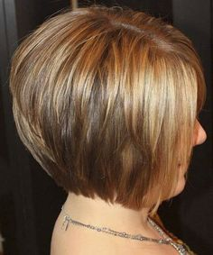 New Beautiful Short Bob Haircuts 2017