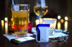 The award-winning BACtrack Mobile Breathalyzer wirelessly syncs to your iPhone or Android smartphone and delivers BAC results with police-grade accuracy. Mobile Smartphone, Android Smartphone, You Are Incredible, Alcohol Content, Cool Tech, Android 4, Tech Gadgets, Tech Accessories, Electronics Accessories