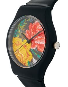 08:57AM [Floral Cross Stitch] Watch from @MAY28TH.