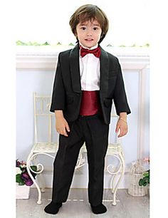Vest, Ring Bearer Suits, Search LightInTheBox