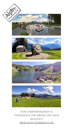 Aufgrund der Corona-Situation habe ich eine eigene Rubrik für #Familienausflüge & Familienwanderungen eingerichtet. Fokus ist derzeit Tirol, das Chiemgau und die bayrischen Voralpen. Portal, Wilder Kaiser, Desktop Screenshot, Movie Posters, Art, Crown, Signage, Hiking Trails, Horseback Riding
