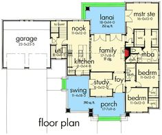 3 Bedroom House Plan With Swing Porch