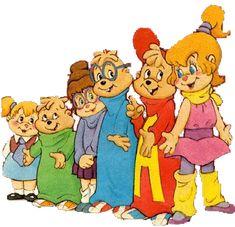 The Chipmunks ~ The '80's cartoon