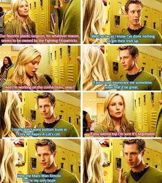"Logan: ""Help me Mars-Wan Kenobi. You're my only hope."" - Veronica Mars"