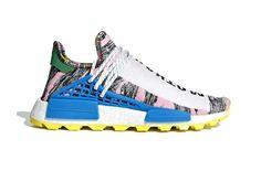 24738f29f88 Pharrell   Adidas Originals Reveals Official Images Of The Hu NMD