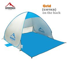 """Widesea Beach Automatic Open 1-2 person Tent //Price: $51.20 & FREE Shipping ,  Use Coupon """" SAVEMORE15 """" when you checkout at our store.    #fishingvillage"""