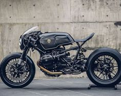 Rough Crafts Bavarian Fistfighter featured on @bikeexif !! http://www.bikeexif.com/rough-crafts-bmw-r-ninet