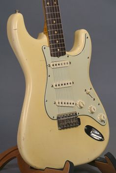 Fender Stratocaster 1961 Blonde | Reverb