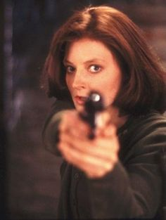 Jodie Foster as Clarice Starling (Silence of the Lambs)