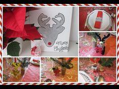 DIY-Decoraciones navideñas rápidas de hacer y económicas / Nerea Iglesias