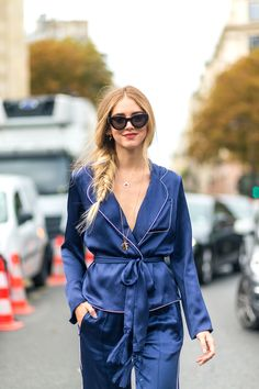 Oui Oui! Style from the Street. Jammie's in Chiara Ferragni