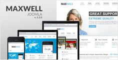 Review Maxwell - Multipurpose Joomla Templateso please read the important details before your purchasing anyway here is the best buy