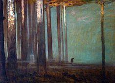 Dawn by Thomas Edwin Mostyn