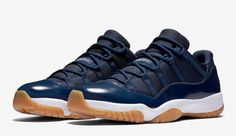 best service 823d7 9239e air jordan 11 low nay gum release dates june 2016 thumb Air Jordan Xi Retro,