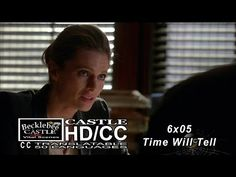 "Castle 6x05 ""Time Will Tell"" Beckett Advises Castle on Alexis 