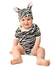 Zebra outfit and hat. Evil World, Kids Outfits, Dress Up, Children, Baby, How To Wear, Shopping, Clothes, Style