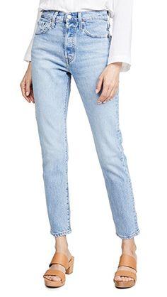 Levi's 501 Skinny Jeans | SHOPBOP