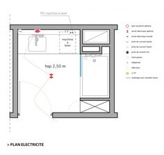 Am nagement petite salle de bains 28 plans pour une for Amenagement petite salle de bain 5m2