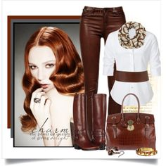 """""""Charm"""" by johnna-cameron on Polyvore"""