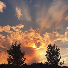 Summer skies in the Okanagan. Fraser Valley, I See It, Summer Sky, Wedding Portraits, Portrait Photographers, Canada, Celestial, Sunset, Photography
