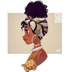 #Art #Sketch #Drawing #Illustration #Girl #She #Her #Fashion #BlackArt…