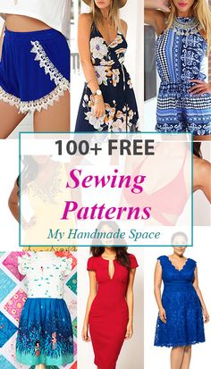 I don't know about you, but I love sewing for Easter. Here's not one bunny sewing pattern, but 20 free sewing patterns with a bunny to inspire you to sew for Easter – or anytime! Sewing Hacks, Sewing Tutorials, Sewing Crafts, Sewing Tips, Sewing Ideas, Sewing Basics, Dress Tutorials, Diy Crafts, Sewing Clothes