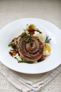 sausage - jamie oliver