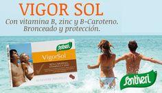 Prepárate para el verano con Vigor Sol de Santiveri: bronceado y protección! http://www.body-vip.com/cosmetica/24008-perlas-vigor-sol--8412170010833.html?search_query=BVFB102773&results=1