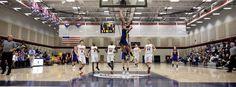 From JSO  Photo Gallery:  Boys basketball: Brookfield East vs. New Berlin Eisenhower XBOX JORDAN CANADY