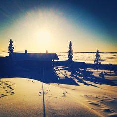 Sjusjøen Cabin, Norway