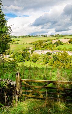 wanderthewood:    Naunton Gloucestershire England by Justine Kibler
