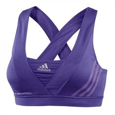 Best Sports Bras for Running: Adidas Supernova Racer Bra - Best Sports Bras for Running - Shape Magazine