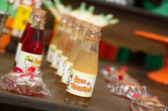 Festa do Chaves - Suco de tamarindo - El Chavo
