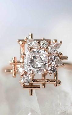 22 Engagement Rings to Make You Say YES! #beautifuljewelryrings