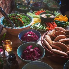 The Meets - Heerlijk (bijna vega) restaurant Amsterdam - Healthy Vega Veggie Recipes, Veggie Food, Garam Masala, Chocolate Fondue, Granola, Sausage, Avocado, Veggies, Healthy