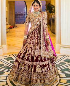 New Indian Bridal Wear Manish Malhotra Lehenga Choli Ideas Indian Bridal Outfits, Indian Bridal Wear, Indian Dresses, Bridal Dresses, Manish Malhotra Lehenga, Lehenga Wedding, Bridal Lehenga Choli, Lehenga Chunni, Heavy Lehenga