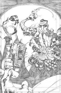 Marco Maccagni's Artworks: Archon#3 page22