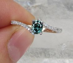 If only it were not so turquoise and more cobalt blue it would be exactly what I want in a ring