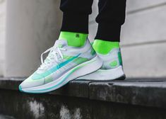 f6fc28d13c8f The Nike Zoom Fly SP Rage Green is featured in additional imagery and it s  dropping on May