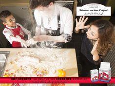 Pâte à pizza moelleuse : saf-instant Samira Tv, Emotion, Galette, Ainsi, Pizza, Bakery Business, World, Children