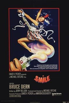 1975. Gentile satire of small town California life in the 1970's. I heard a rumor that they wanted to shoot in Santa Cruz, which at the time hosted the Miss California pageant. Santa Cruz declined, so the production went to Santa Rosa. Very funny without falling into the trap of mean-spiritedness.