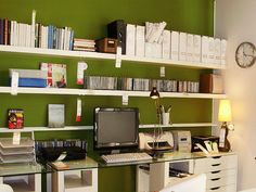 ikea home office | Flickr - Photo Sharing!